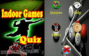 Indoor game - quiz