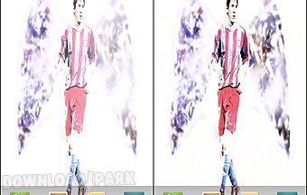 Lionel messi angel live wallpape..