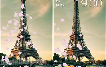 Pairs: eiffel tower