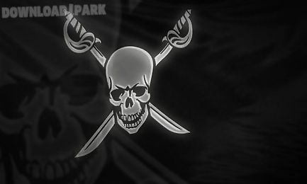 pirates flag android live wallpaper