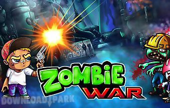 Zombie war by abigames