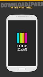 loop pads 24