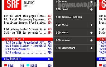 Teletext (mobile website)