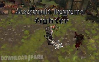Assault legend fighter