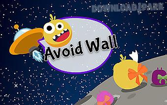 Avoid the wall