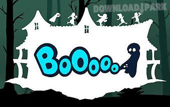 Booooo