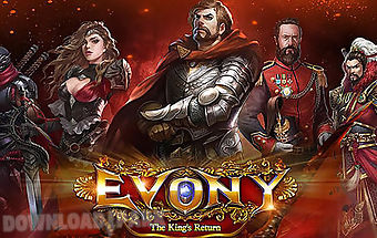 Evony: the king's return