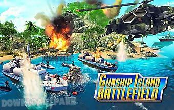 Gunship island battlefield