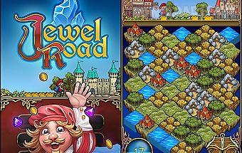 Jewel road: fantasy match 3