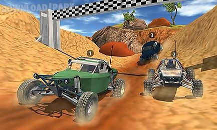 offroad buggy racer 3d: rally racing