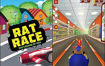 Rat race: the legend of rex