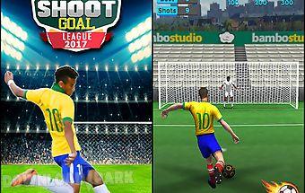 Shoot goal: league 2017