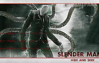 Slenderman: hide and seek online