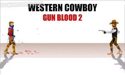 western cowboy: gun blood 2
