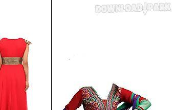 Anarkali dress suit images