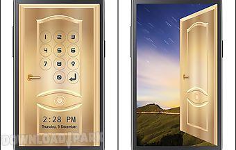 New door screen lock 2016