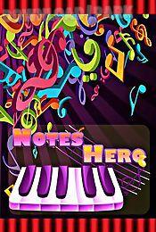 notes hero