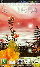 spring flowers: magic