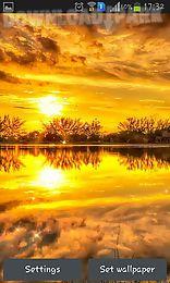 sunset hd