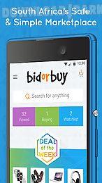 bidorbuy online shopping