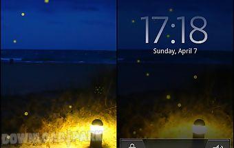 Night beach lamp lwp