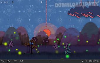 Samsung parallax twilight lwp