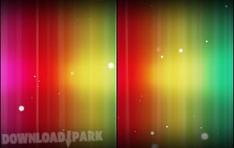 Spectrum ics live wallpaper