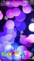 abstract: christmas
