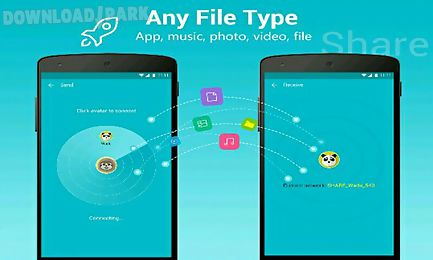 all share apps and file transfer android
