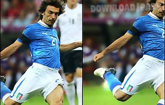 Andrea pirlo live wallpaper