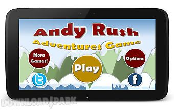 Andy rush adventures game