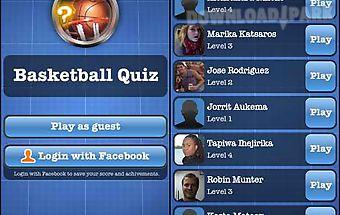 Basketball quiz free