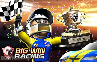 Big win: racing