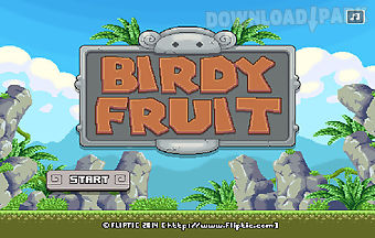 Birds love fruit