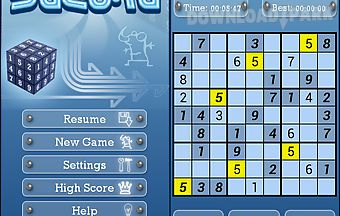 Complete sudoku