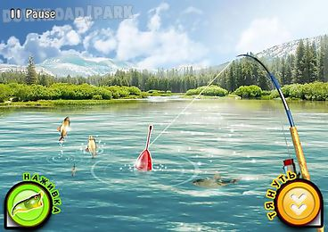 Fishing river monster android game free download in apk for River fishing games
