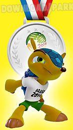 fuleco adventure - mascot game world cup 2014