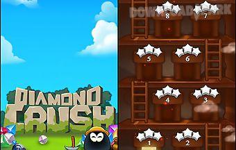 Gemstone flash: diamond crush