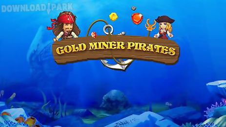 gold miner: pirates