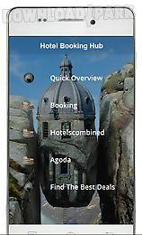 hotel booking hub