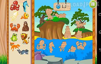 Kids zoo puzzles