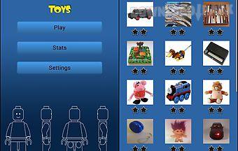 Logo quiz toys