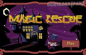 Magic rescue games