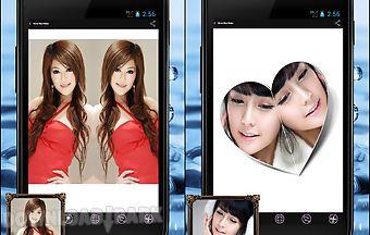 Mirror effect maker