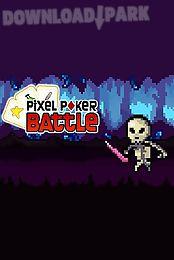 pixel poker battle