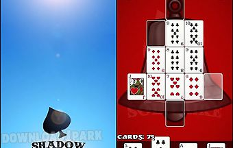 Shadow solitaire