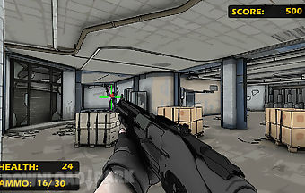 Soldier shooter