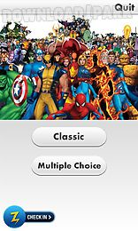 superheroes logo quiz 2