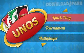 Unos card games