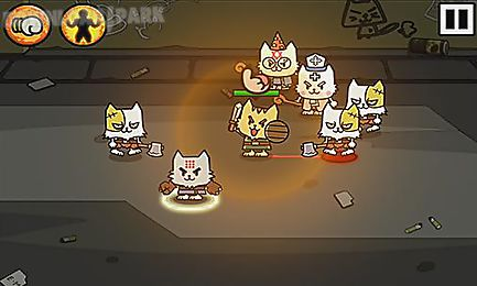 wild cats: blade